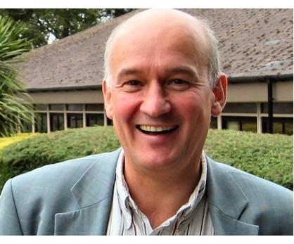 Prof. Dr. Dr. Harald Walach Portrait